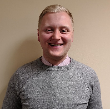 Welcome To Our New Team Member Lewis Wissett