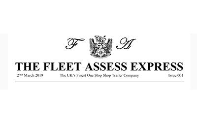 Fleet Assess Express Issue 1 – March 2019