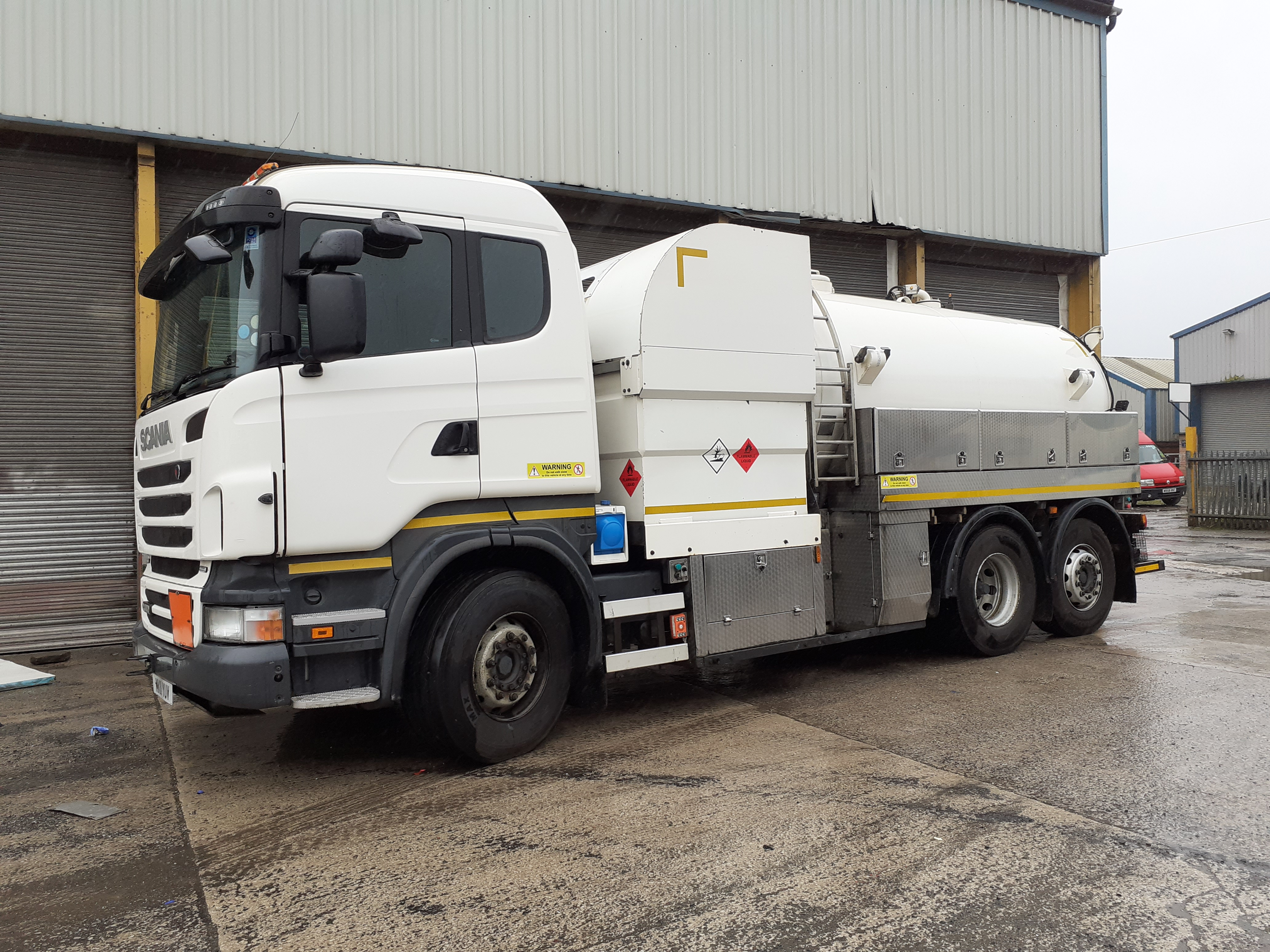 Service Tanker