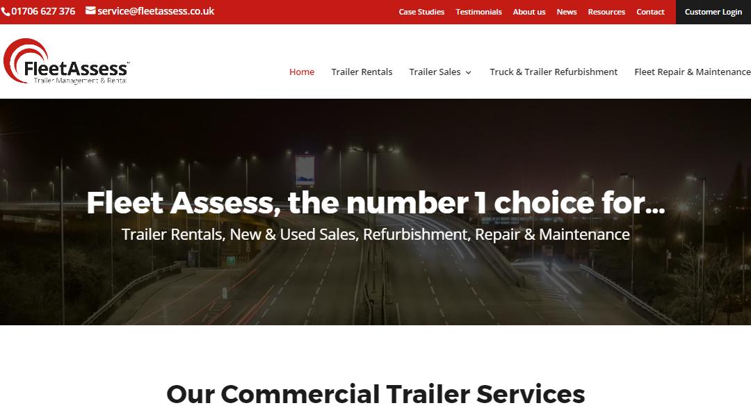 Fleet Assess Launch New Look Website